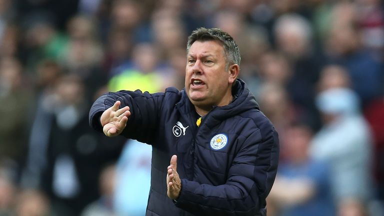 Craig Shakespeare could add his name to the Premier League history books with victory away at Everton