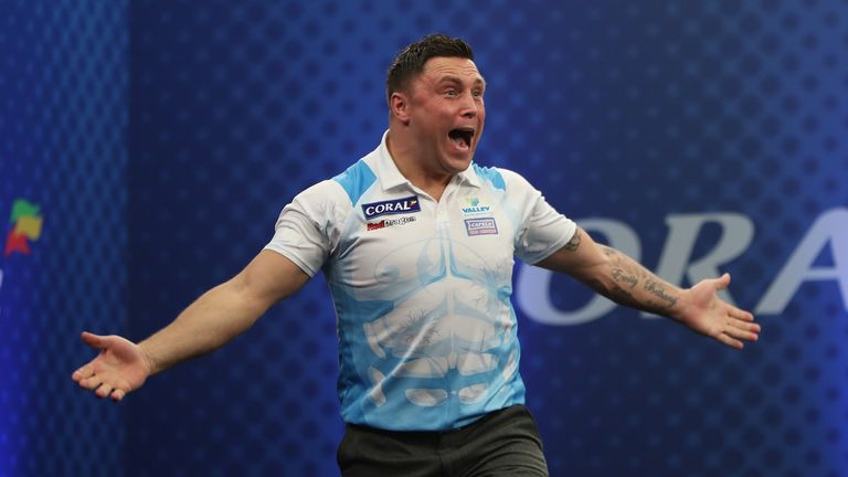 Gerwyn Price faces a tough opener against James Wilson next month