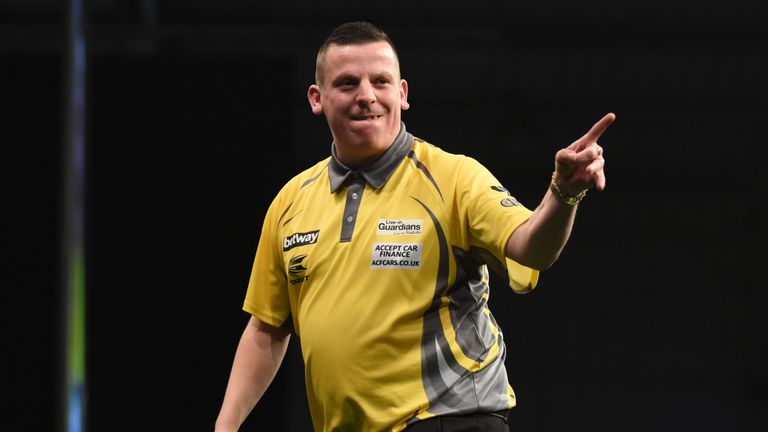 Dave Chisnall will team up with Adrian Lewis for England