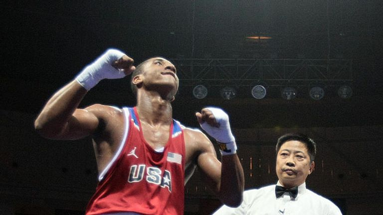 Demetrius Andrade was awarded the decision back in 2007