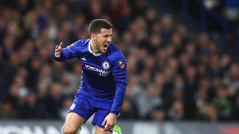 Pedro says Eden Hazard is Chelsea's top player