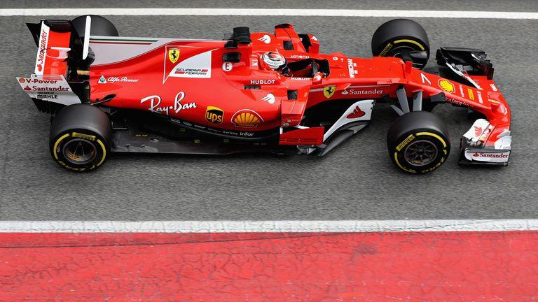 F1 2017 Are Ferrari The Favourites After Pre Season Testing F1 News