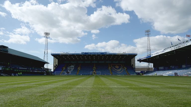 Fratton Park has been Portsmouth's home since 1898