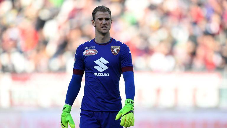 Joe Hart, Torino v Palermo, Serie A, 5 March 2017