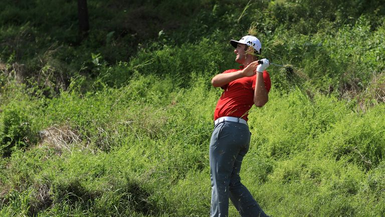 Rahm's all-round game fell apart in the final as he lost five out of six holes