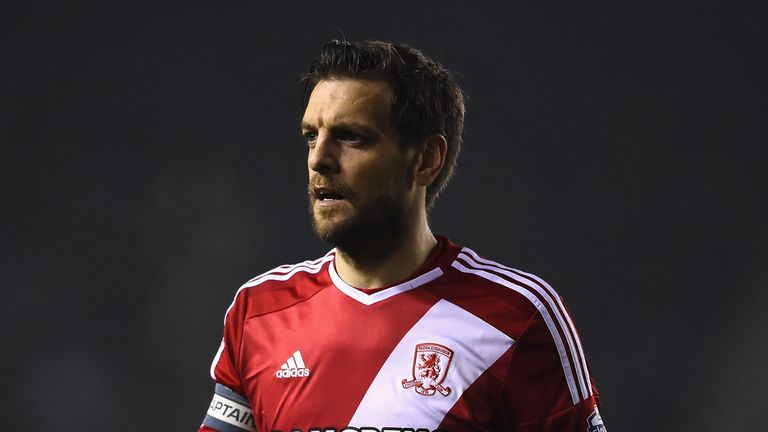 Jonathan Woodgate had two spells at Middlesbrough as a player