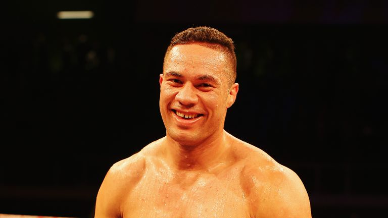 Joseph Parker will face Romanian Razvan Cojanu on May 6
