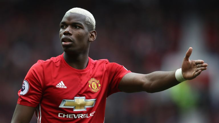 Mourinho has defended Paul Pogba and insists he is the best midfielder in the world