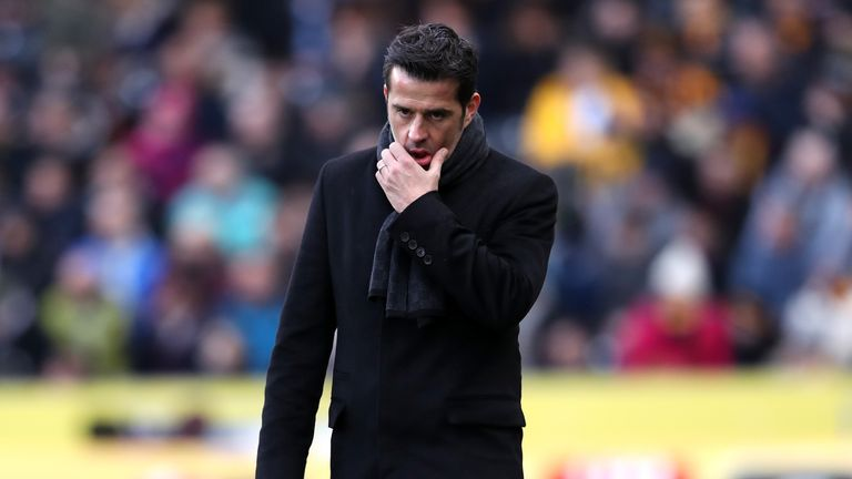 Marco Silva's approach has impressed the players