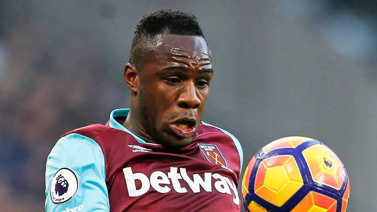 West Ham's Michail Antonio continues to await his England debut, despite now being called up three times