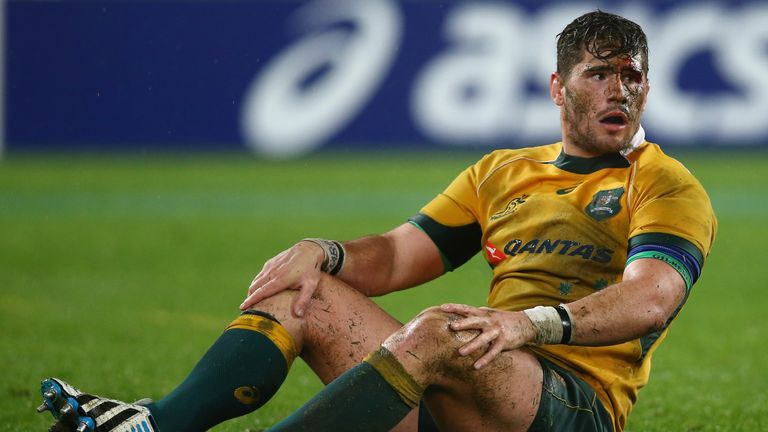 Australian hooker Nathan Charles has joined Bath until the end of the season