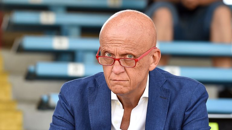 Pierluigi Collina wants a crackdown on incidents of crowding officials