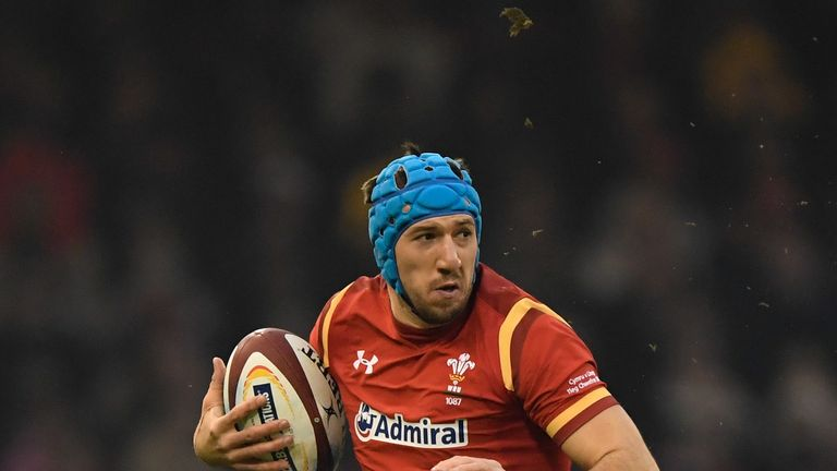 Justin Tipuric was a defensive rock for Wales