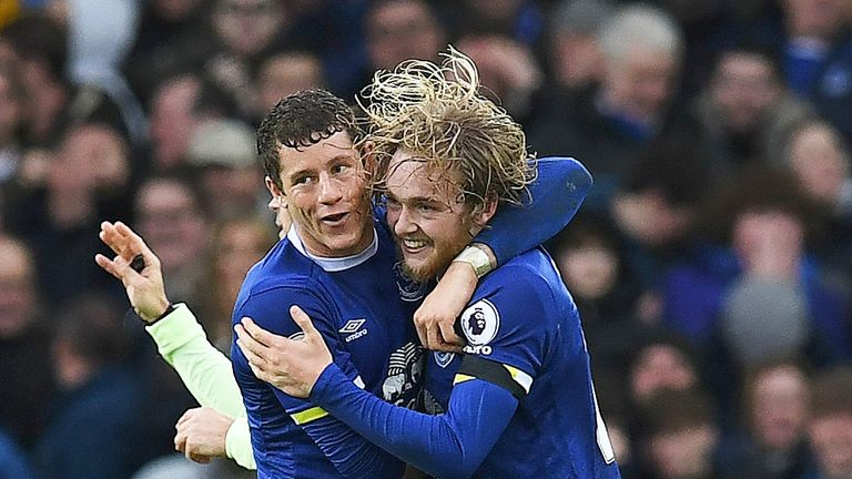 Ross Barkley has scored 27 goals in over 175 appearances for Everton
