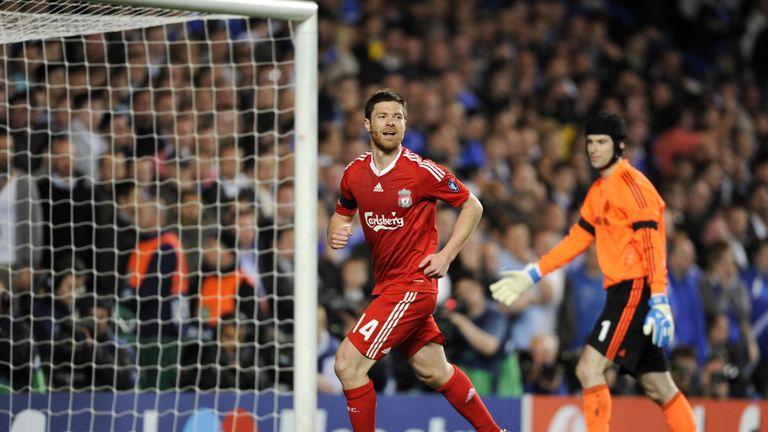 Liverpool Xabi Alonso