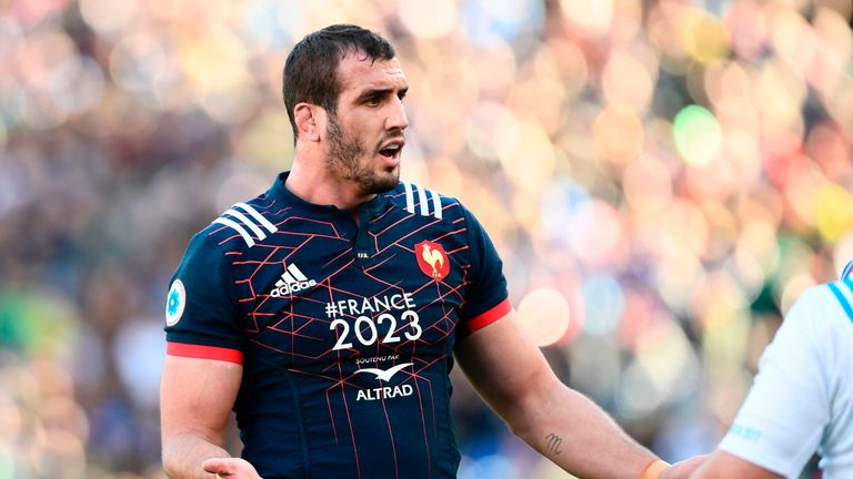 France international Yoann Maestri is leaving Toulouse for Stade