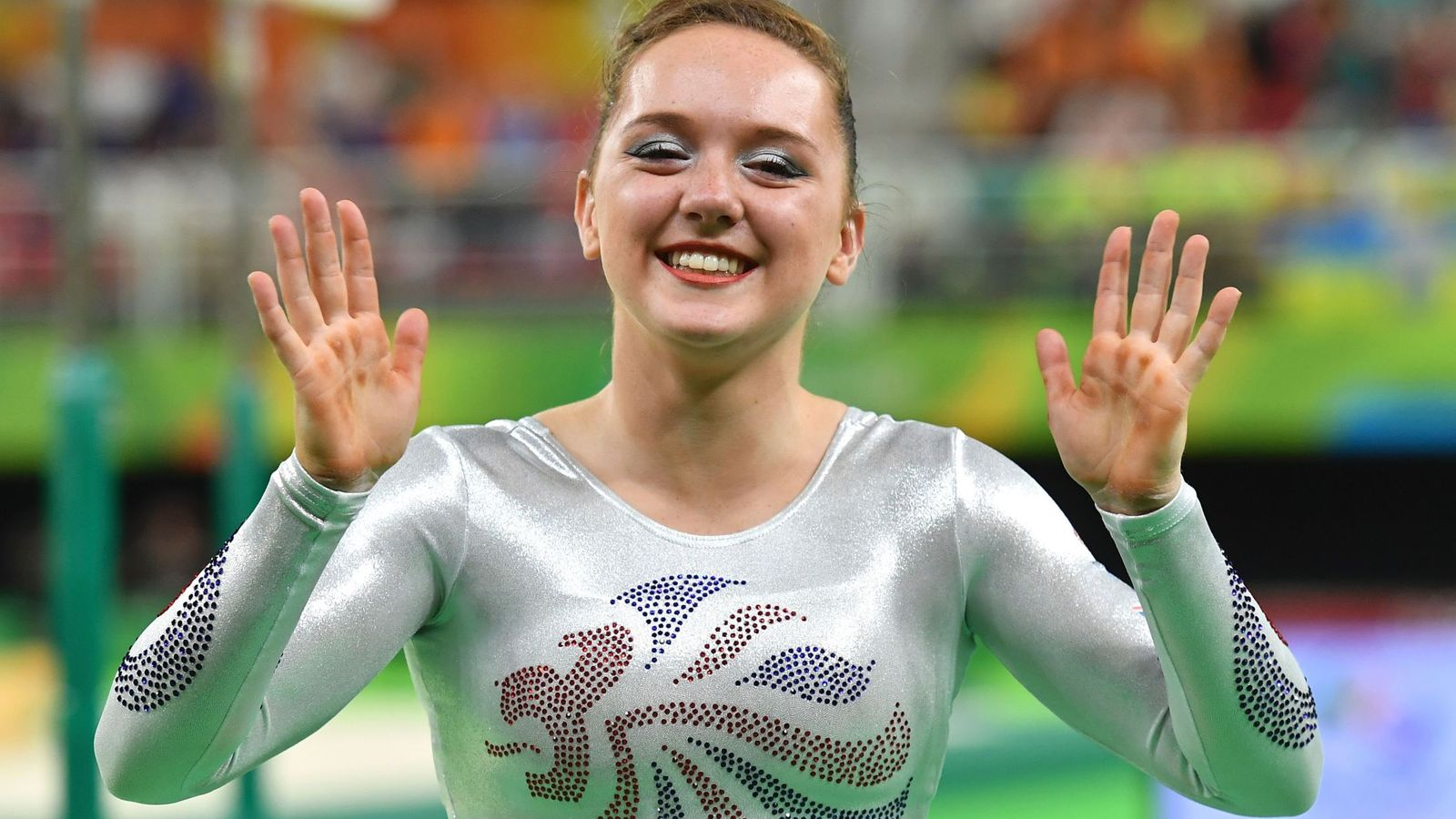 Amy Tinkler says gymnasts are being 'hung out to dry'