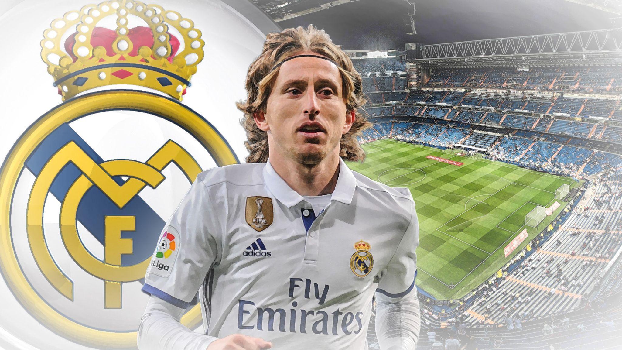 low priced 30c87 d25ae Luka Modric is still key for Real Madrid under Zinedine ...