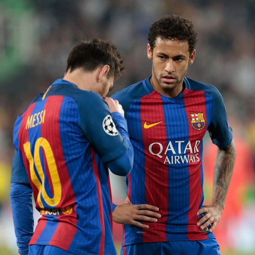 Why would Neymar leave?