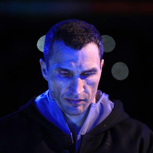 The Importance of Klitschko