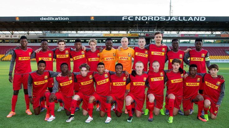 Danish team FC Nordsjaelland's tie-in with Right to Dream has helped them construct the youngest side in Europe [Credit: Mauri Forsblom].