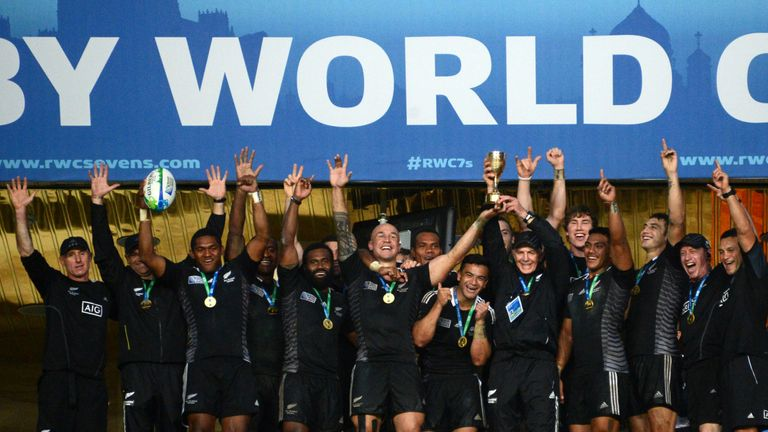San Francisco To Host 2018 Rugby Union S World Cup Sevens