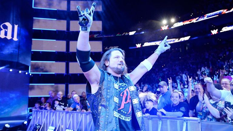 'The Phenomenal' AJ Styles is coming to London