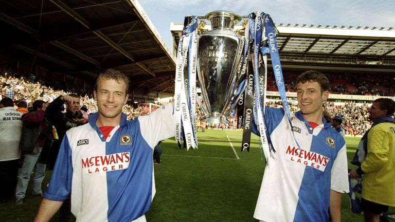 Jack Walker transformed Blackburn in the 1990s by putting funds into the club, including the signings of Alan Shearer and Chris Sutton