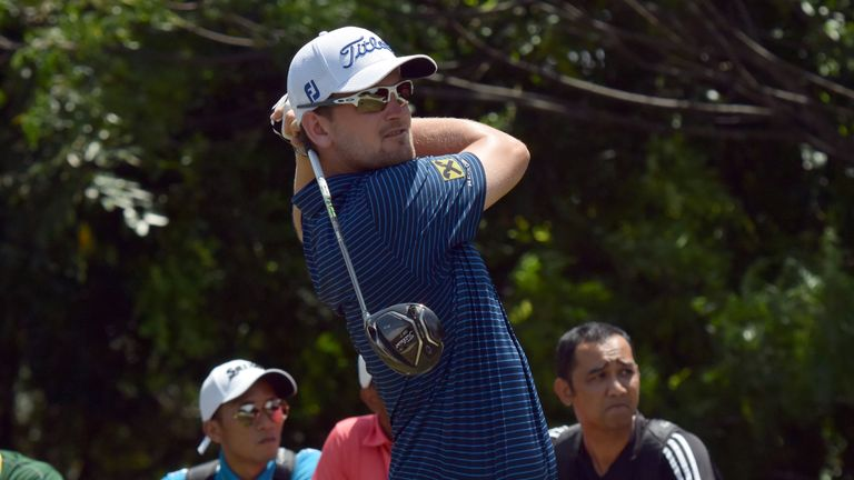 Wiesberger admitted it would hard to clear his mind after he noticed the different settings