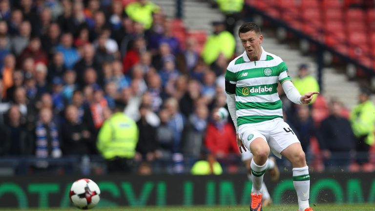 Callum McGregor has committed his future to Celtic