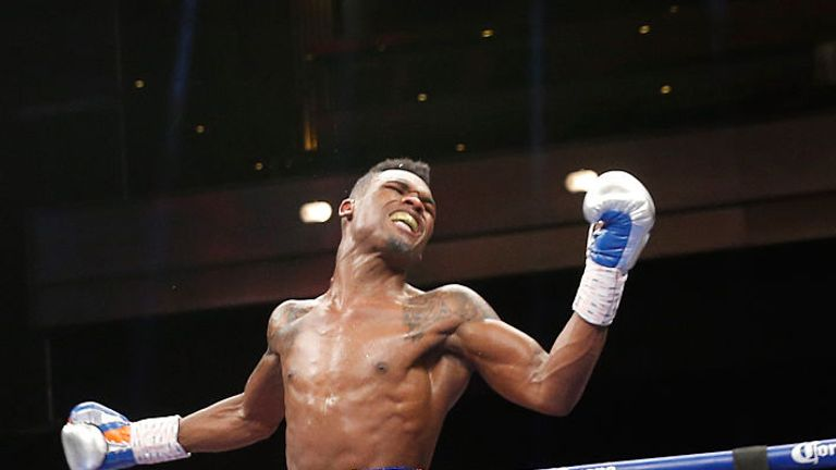 Jermell Charlo will be defending his WBC super-welterweight title at the Barclays Center