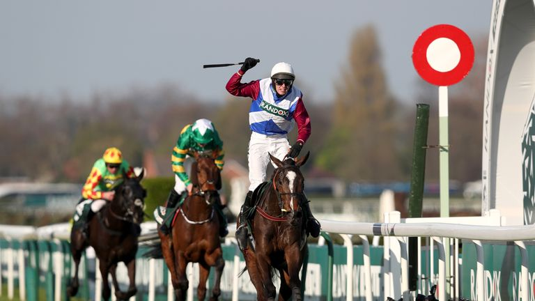 One For Arthur - returning to Aintree for Becher Chase