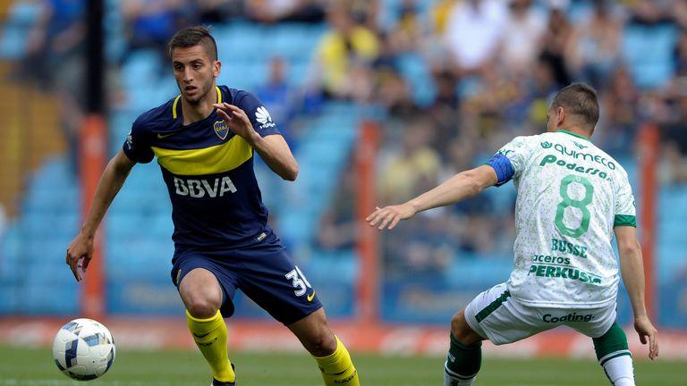 Boca Juniors' Rodrigo Bentancur will join Juventus on a five-year deal in July