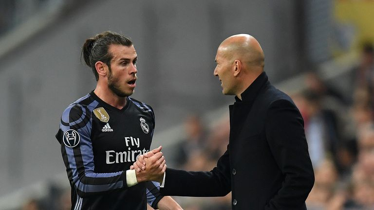 Will Gareth Bale or Isco start the Champions League final?