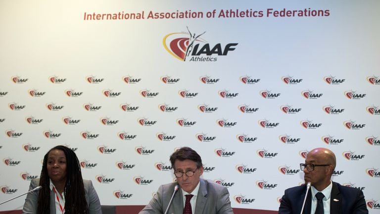 The IAAF has announced plans to change its name to World Athletics