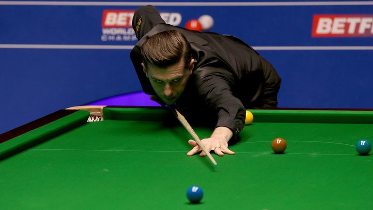 Mark Selby was 'gutted' only to win 10-2 against Fergal O'Brien