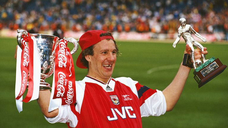 Paul Merson is one of many who recalls his favourite Wembley trip
