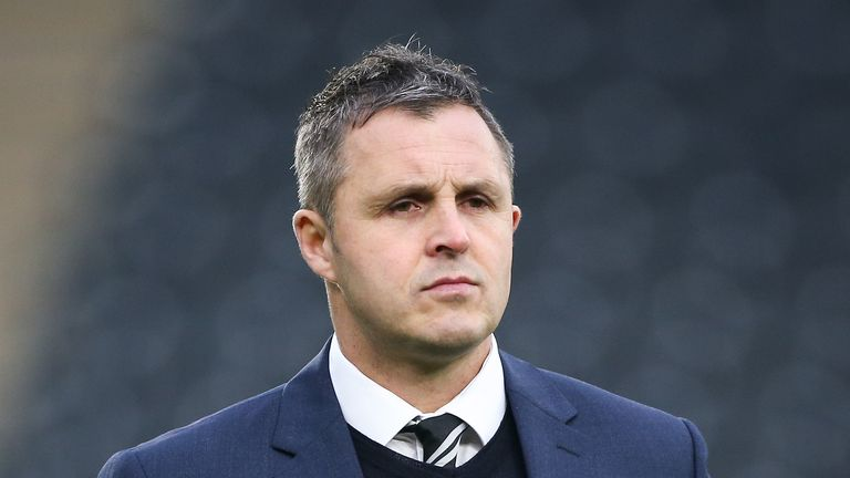 Paul Rowley says Toronto have only 19 fit players for their season opener against Leigh