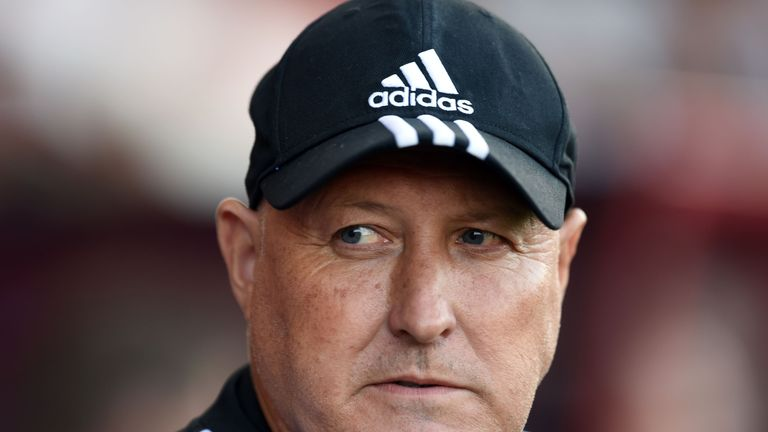 Grimsby have parted company with Russell Slade after a poor run of results