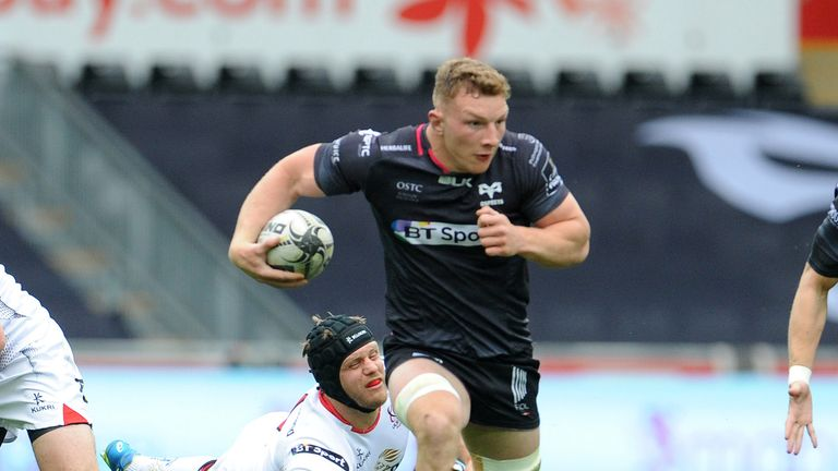Sam Underhill has left the region to join Bath in the Premiership