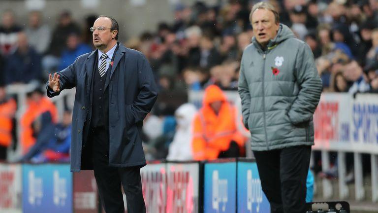 Neil Warnock's feud with Rafa Benitez dates back to 2007