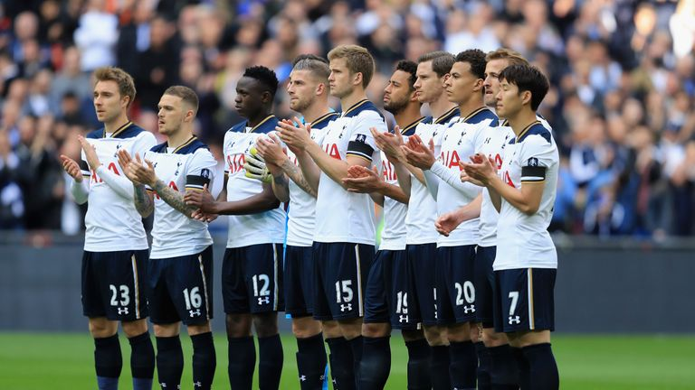 Tottenham will take part in a US tour ahead of the 2017/18 campaign