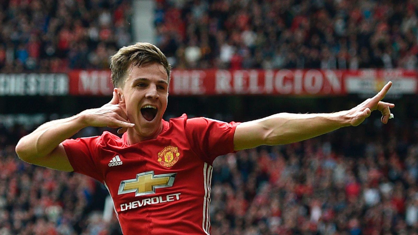 Man Utd 2 0 C Palace Match Report & Highlights