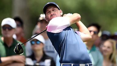 0583ac5b29690 Sergio Garcia is one off the pace on the crowded leaderboard at Colonial