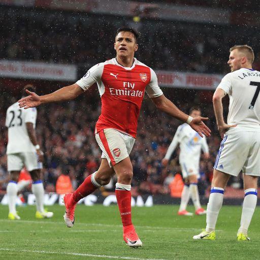Arsenal fixtures 2017/18