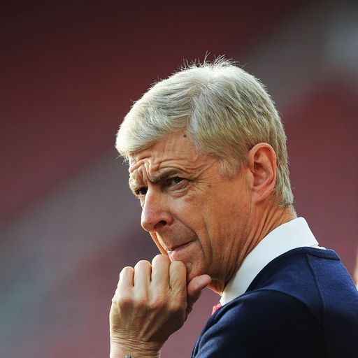 What must Wenger change?