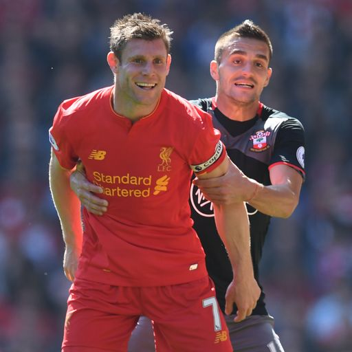 Milner denied as Liverpool slip