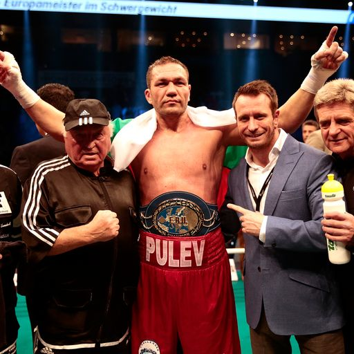 Pulev welcomes AJ in Wales