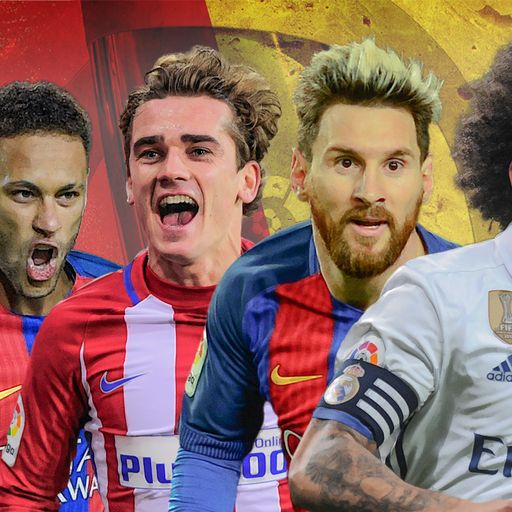 La Liga player of the year