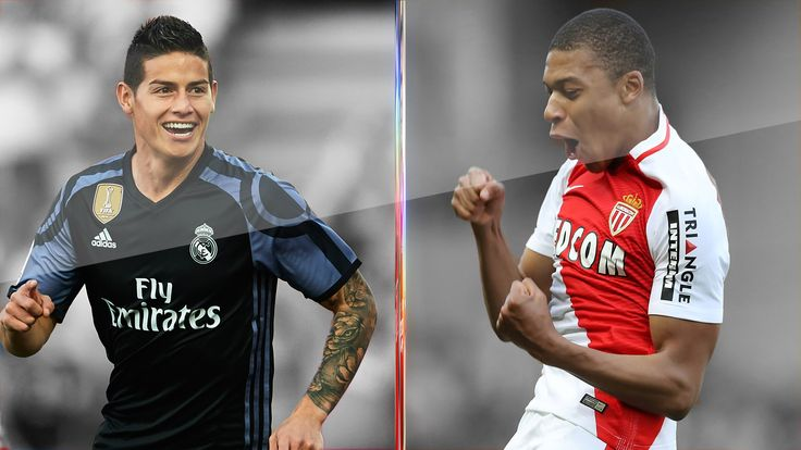 Could Real Madrid's James Rodriguez or Monaco's Kylian Mbappe be heading to the Premier League this summer?